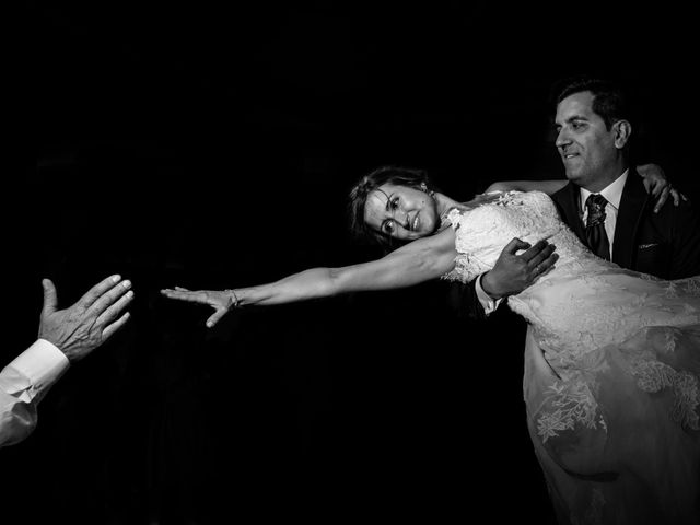 La boda de David y Tamara en Valoria La Buena, Valladolid 40