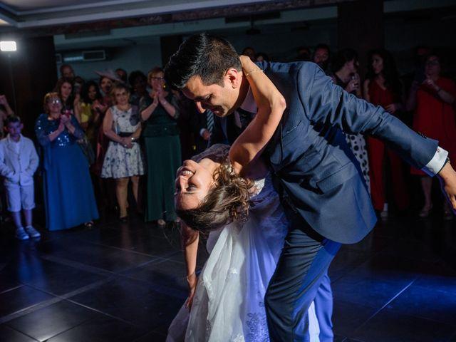 La boda de David y Tamara en Valoria La Buena, Valladolid 41