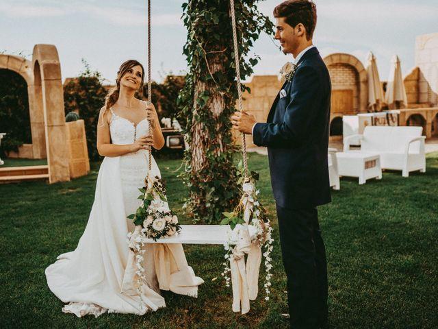 La boda de Joan y Sara en Pedrola, Zaragoza 25