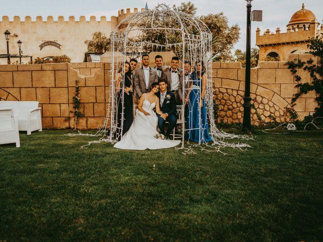 La boda de Joan y Sara en Pedrola, Zaragoza 33