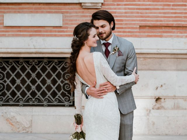 La boda de Marlen y Usman