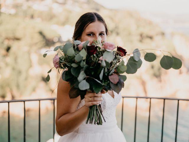 La boda de Xavi y Laia en Blanes, Girona 10