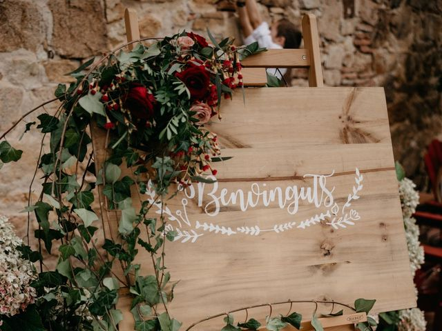 La boda de Xavi y Laia en Blanes, Girona 14