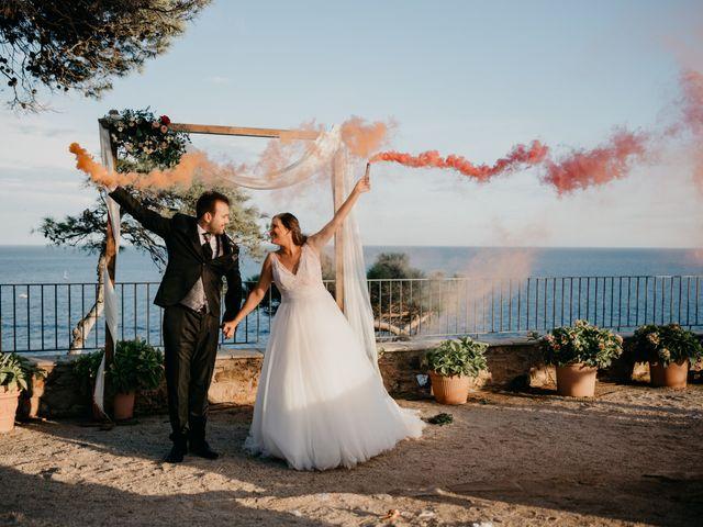La boda de Xavi y Laia en Blanes, Girona 19