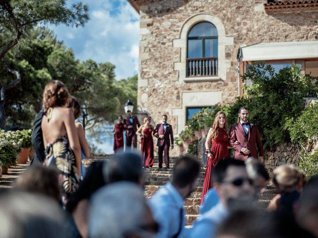 La boda de Xavi y Laia en Blanes, Girona 20