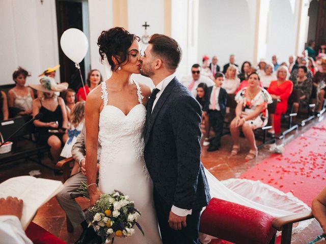 La boda de Elena y Cayetano en Valverde Del Camino, Huelva 14