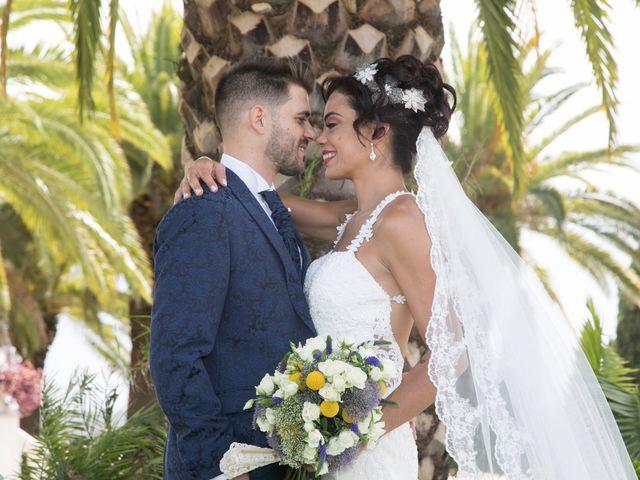 La boda de Elena y Cayetano en Valverde Del Camino, Huelva 17