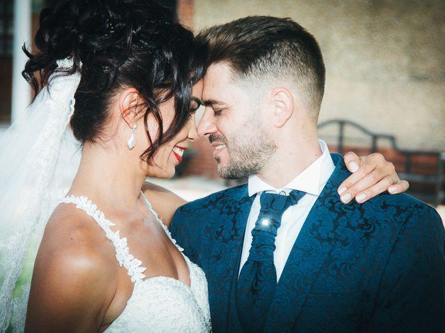 La boda de Elena y Cayetano en Valverde Del Camino, Huelva 18