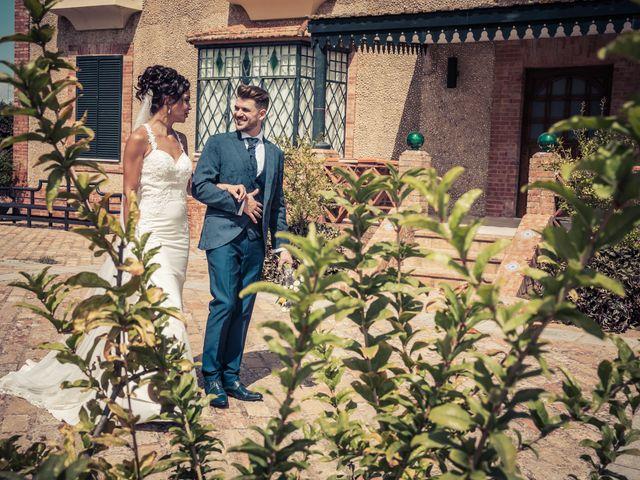 La boda de Elena y Cayetano en Valverde Del Camino, Huelva 19