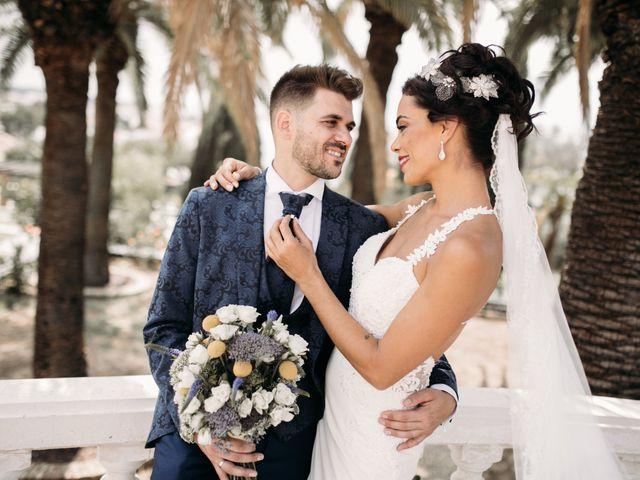 La boda de Elena y Cayetano en Valverde Del Camino, Huelva 20