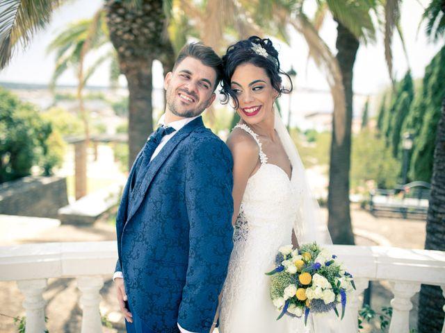 La boda de Elena y Cayetano en Valverde Del Camino, Huelva 21