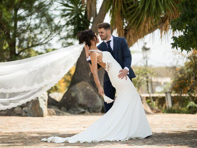 La boda de Elena y Cayetano en Valverde Del Camino, Huelva 23