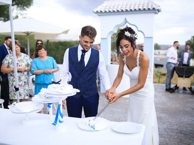 La boda de Elena y Cayetano en Valverde Del Camino, Huelva 26
