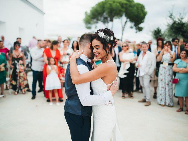La boda de Elena y Cayetano en Valverde Del Camino, Huelva 28