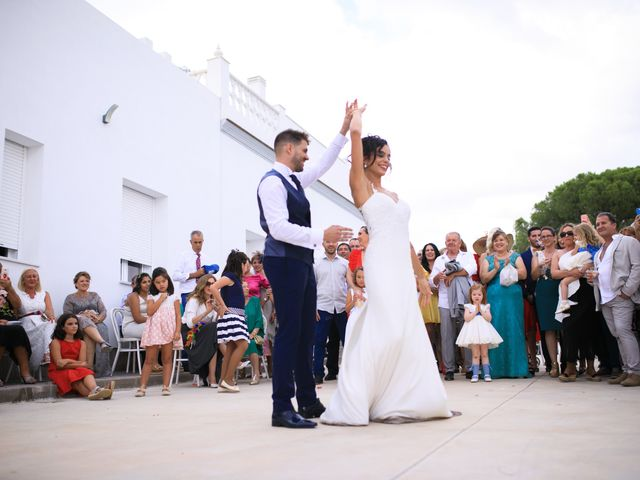 La boda de Elena y Cayetano en Valverde Del Camino, Huelva 29