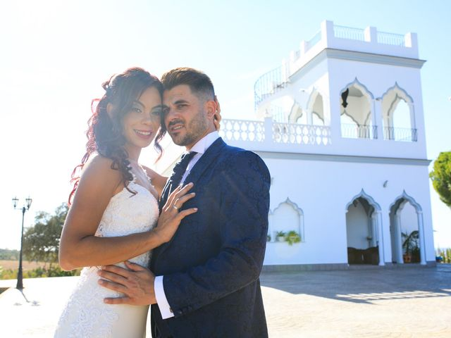 La boda de Elena y Cayetano en Valverde Del Camino, Huelva 30