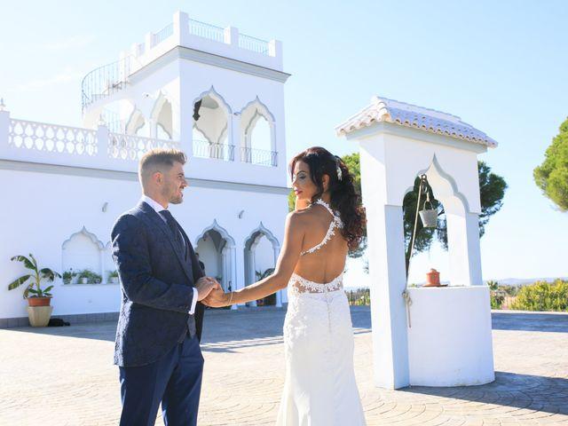 La boda de Elena y Cayetano en Valverde Del Camino, Huelva 31
