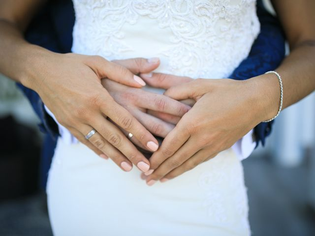 La boda de Elena y Cayetano en Valverde Del Camino, Huelva 33