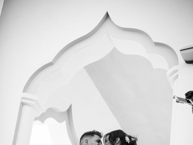 La boda de Elena y Cayetano en Valverde Del Camino, Huelva 36