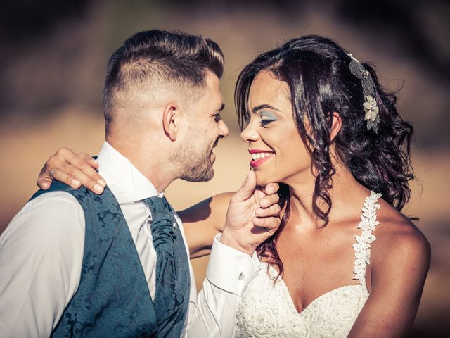 La boda de Cayetano y Elena