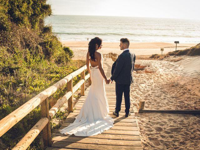La boda de Elena y Cayetano en Valverde Del Camino, Huelva 39