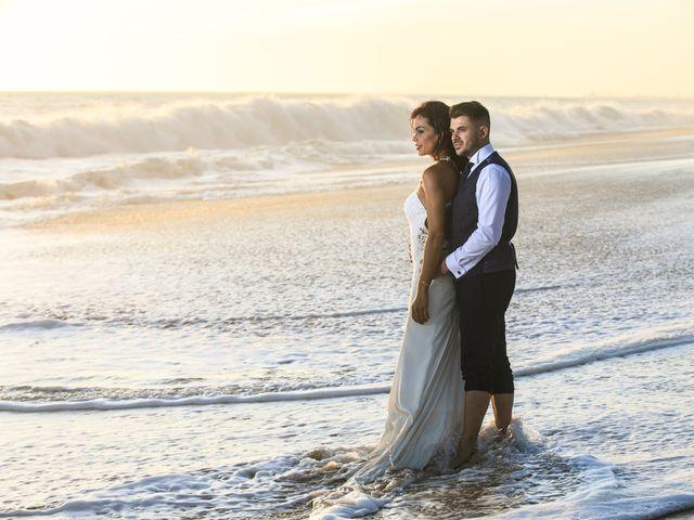 La boda de Elena y Cayetano en Valverde Del Camino, Huelva 42
