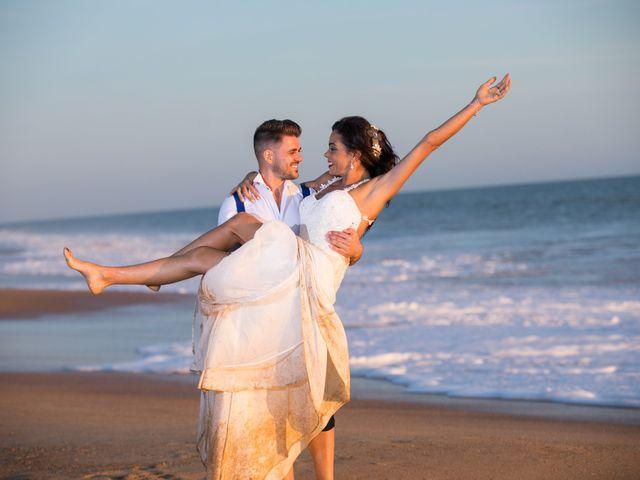 La boda de Elena y Cayetano en Valverde Del Camino, Huelva 49