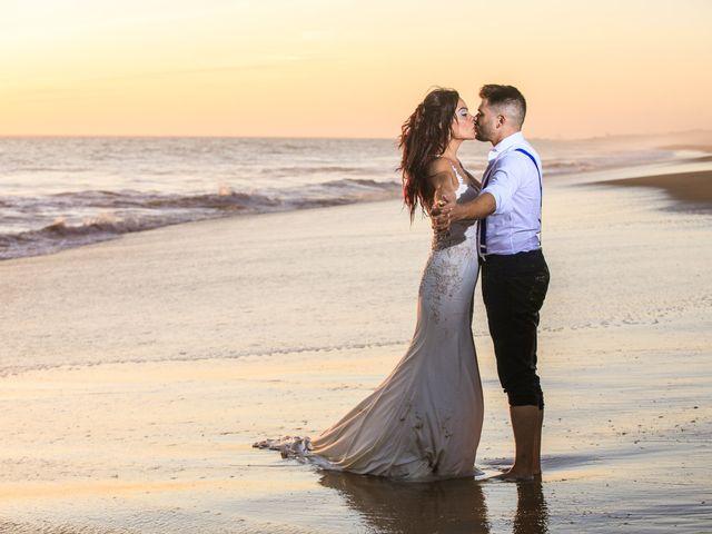 La boda de Elena y Cayetano en Valverde Del Camino, Huelva 52