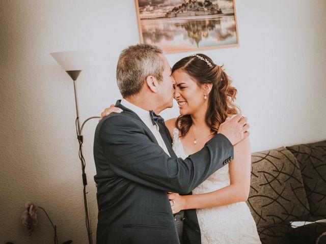 La boda de Yordy y Kelly en Villarrobledo, Albacete 9