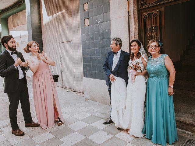 La boda de Yordy y Kelly en Villarrobledo, Albacete 11