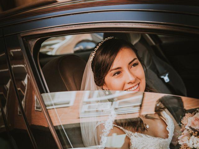 La boda de Yordy y Kelly en Villarrobledo, Albacete 12