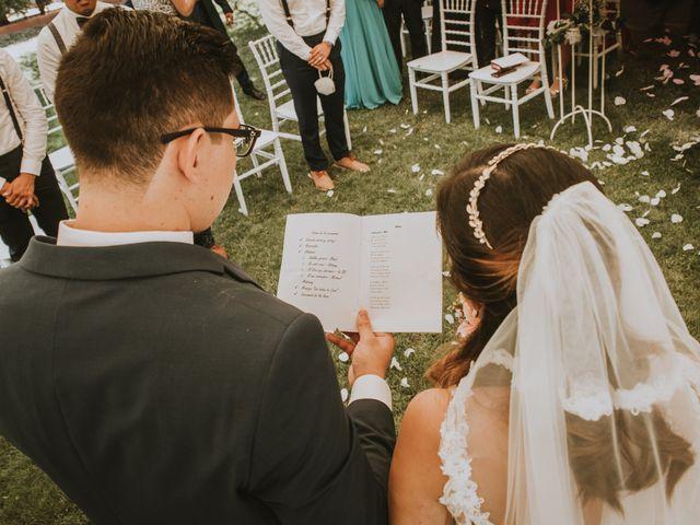 La boda de Yordy y Kelly en Villarrobledo, Albacete 16