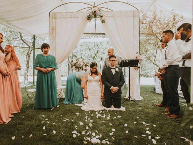 La boda de Yordy y Kelly en Villarrobledo, Albacete 18