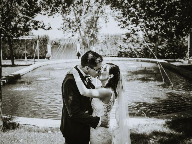 La boda de Yordy y Kelly en Villarrobledo, Albacete 23