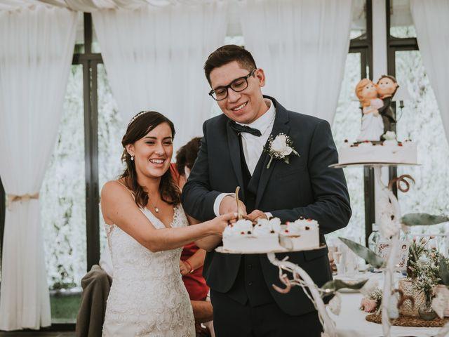 La boda de Yordy y Kelly en Villarrobledo, Albacete 25