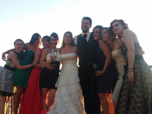 La boda de  Diego y Mati en Vigo, Pontevedra 1