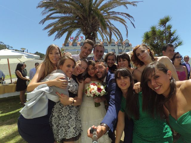 La boda de  Diego y Mati en Vigo, Pontevedra 13