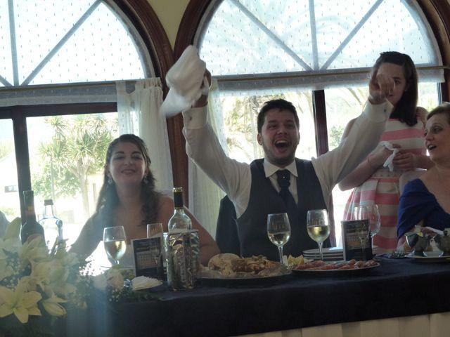 La boda de  Diego y Mati en Vigo, Pontevedra 19