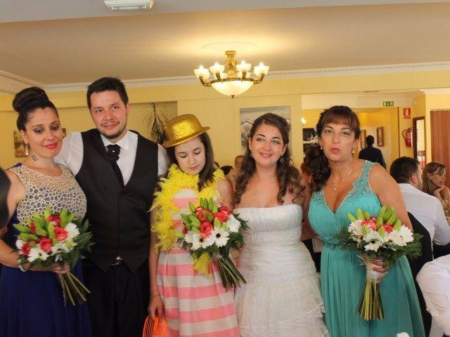 La boda de  Diego y Mati en Vigo, Pontevedra 22