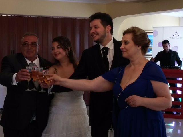 La boda de  Diego y Mati en Vigo, Pontevedra 26