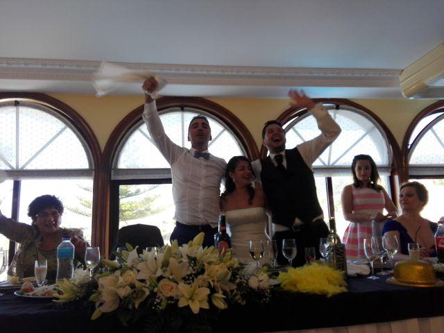 La boda de  Diego y Mati en Vigo, Pontevedra 29