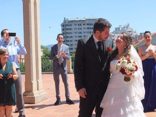 La boda de  Diego y Mati en Vigo, Pontevedra 33