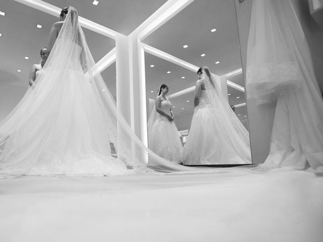 La boda de Gio y Tania en Puente Boeza, León 5