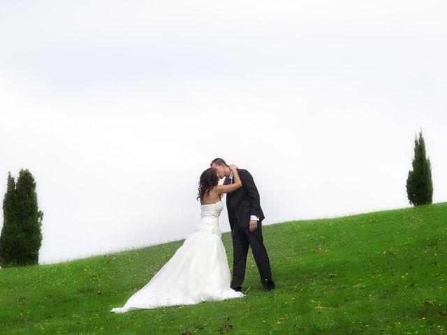 La boda de Gio y Tania en Puente Boeza, León 32