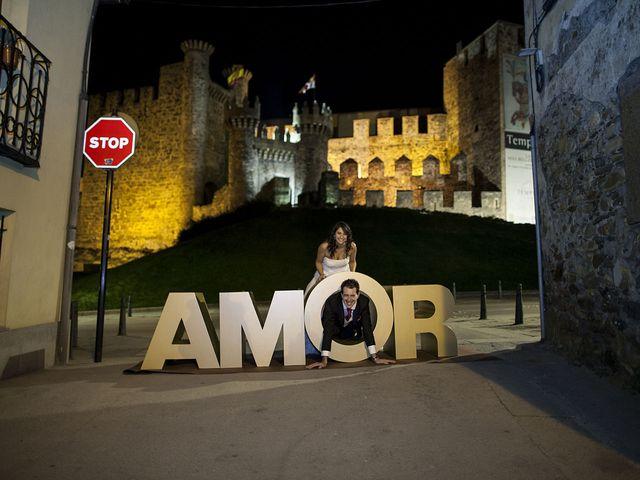 La boda de Gio y Tania en Puente Boeza, León 38