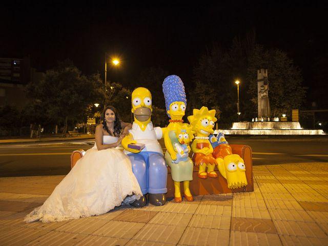 La boda de Gio y Tania en Puente Boeza, León 39