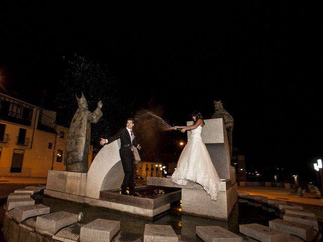 La boda de Gio y Tania en Puente Boeza, León 42