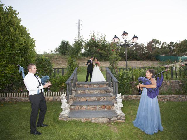 La boda de Gio y Tania en Puente Boeza, León 43