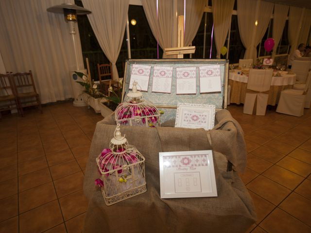 La boda de Gio y Tania en Puente Boeza, León 45