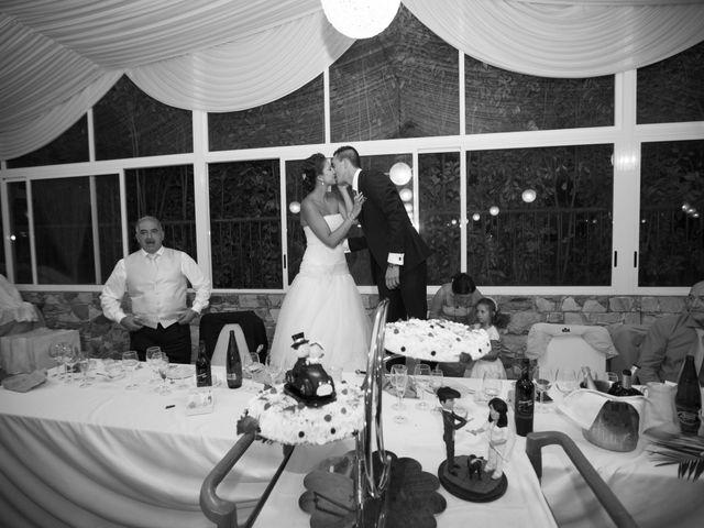 La boda de Gio y Tania en Puente Boeza, León 46
